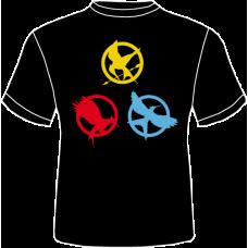 Camiseta de los Juegos del Hambre