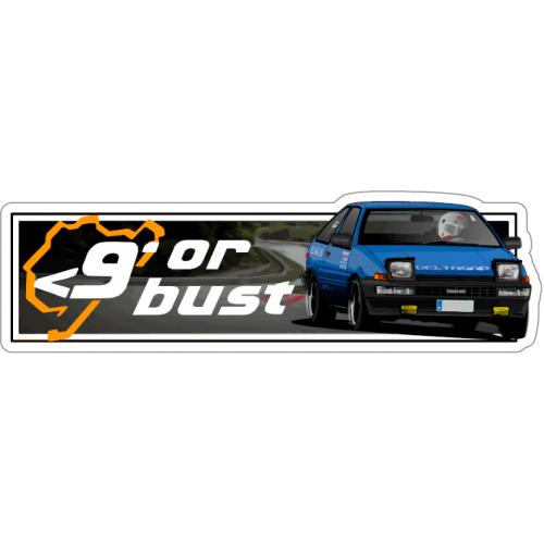 Nürburgring <9' or Bust