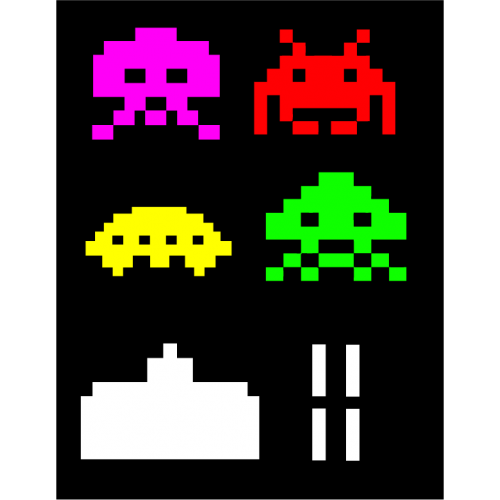 KIT Space Invaders