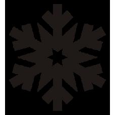 Copo nieve