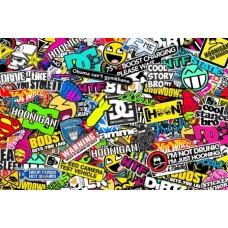 Sticker Bomb 1