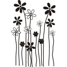 Flores tallo alto