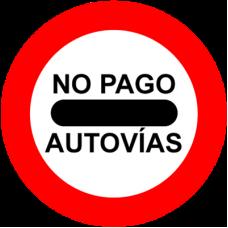 No Pago Autovias