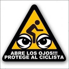 Protege al ciclista 3 colores