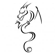 Dragon estilizado
