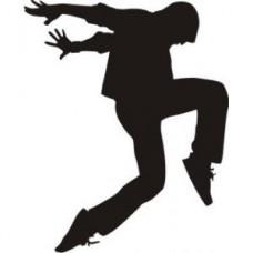 Bailarin moderno